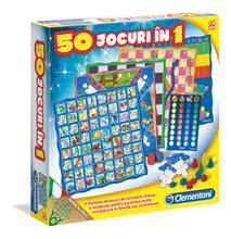 50 Jocuri In 1 - Clementoni 60198