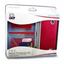 7 In 1 Metal Protector For Dsi Red Imp