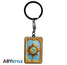 Abysse Hearthstone - Card Back Metal Keychain (Abykey267)