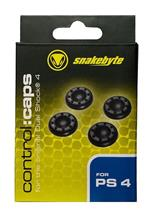 Accesorii Snakebyte Four Analog Stick Control Caps Ps4