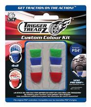 Accesorii Trigger Treadz Tt Custom Colour Kit 8 Pack Ps4