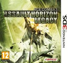 Ace Combat Assault Horizon Legacy Nintendo 3Ds