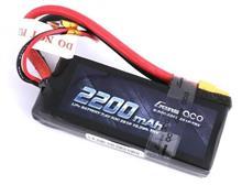 Akumulator Gens Ace 2200Mah 7 4V 50C 2S1p Xt60 Hard Case