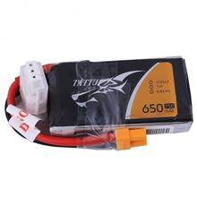 Akumulator Tattu 650Mah 7.4V 75C 2S1p