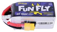 Akumulator Tattu Funfly 1550Mah 14 8V 100C 4S1p imagine
