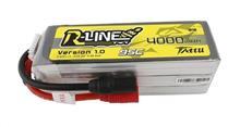Akumulator Tattu R-Line 4000Mah 22.2V 95C 6S1p imagine