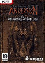 Anderson And Legacy Of Cthulhu Pc
