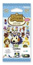Animal Crossing Happy Home Designer Amiibo 3 Card Pack Series 3 Nintendo 3Ds