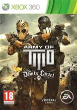Army Of Two The Devils Cartel Xbox360