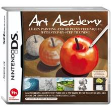 Art Academy Learn Painting And Drawing Nintendo Ds