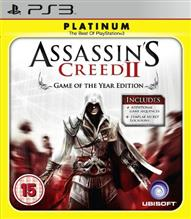 Assassin's Creed 2 Goty Edition Ps3