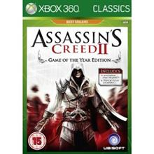Assassin's Creed 2 Goty Edition Xbox360