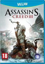 Assassin's Creed 3 Nintendo Wii U