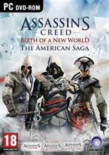Assassin's Creed Birth Of A New World The American Saga Pc