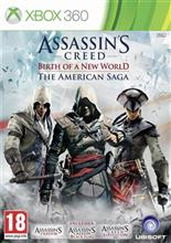 Assassin's Creed Birth Of A New World The American Saga Xbox360