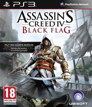 Assassin's Creed Iv Black Flag Ps3