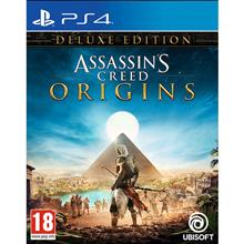 Assassin S Creed Origins Deluxe Edition Ps4