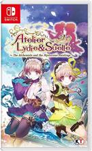 Atelier Lydie & Suelle The Alchemists And The Mysterious Paintings Nintendo Switch