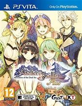 Atelier Shallie Alchemists Of The Dusk Sea Plus Ps Vita