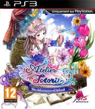 Atelier Totori The Adventurer Of Arland Ps3