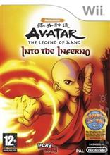 Avatar Legend Of Aang Into The Inferno Wii