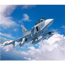Avion Saab Jas-39D Gripen Twinseater Revell Rv3956