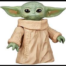 Baby Yoda The Child (Star Wars) The Mandalorian Action Figure imagine
