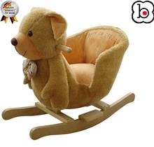 Babygo u2013 Balansoar Cu Sunete Ursuletul Cel Cuminte