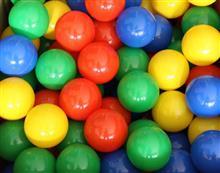 Babygo Set 100 Bile Colorate
