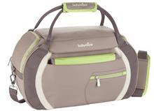 Babymoov-A043518-Geanta Multifunctionata Sport Style Bag Almond/Taupe