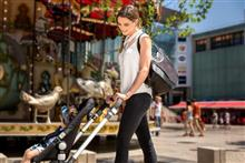 Babymoov u2013 A043542 Geanta Multifunctionala City Bag Zinc