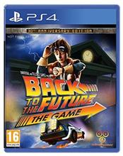 Back To The Future The Game 30Th Annivesary Edition Ps4