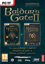 Baldurs Gate 2 Shadows Of Amn And Throne Of Bhaal Pc