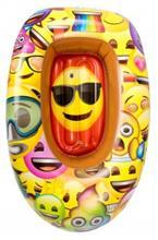 Barca Gonflabila Pentru Copii Saica 90Cm Emoji