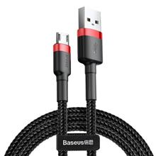 Baseus Cafule Micro Usb Cable 2A 3M (Black+Red)