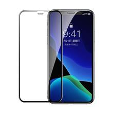 Baseus Full-Screen Curved Tempered Glass Screen Protector (Cellular Dust Prevention)For Ip Xs Max 6.5Inch Black