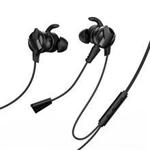 Baseus Gamo Type-C Wired Earphone C15 Black