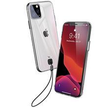 Baseus Transparent Key Phone Case For Ip11 Pro Max 6.5Inch(2019)Transparent Black