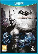 Batman Arkham City Armored Edition Nintendo Wii U