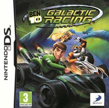 Ben 10 Galactic Racing Nintendo Ds