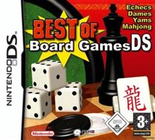 Best Of Board Games Ds Nintendo Ds