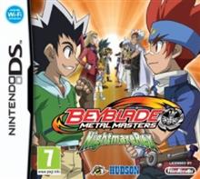 Beyblade Metal Masters Nightmare Rex With Toy Nintendo Ds