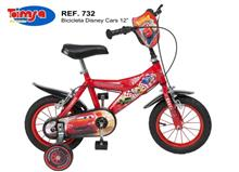 Bicicleta 12 Cars
