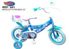 Bicicleta 12 Frozen