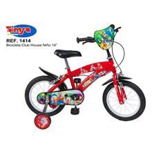 Bicicleta 12 Mickey Mouse Club House Baieti