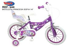 Bicicleta 14 Sofia The First