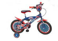 Bicicleta 14 Spiderman