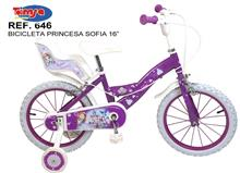 Bicicleta 16 Sofia The First