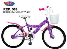 Bicicleta 20 Violeta