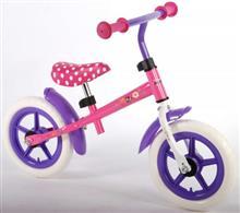 Imagine indisponibila pentru Bicicleta Fara Pedale Pentru Copii Fete 12 Inch Volare Minnie Mouse